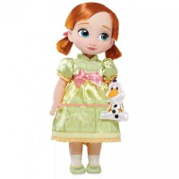Кукла малышка Анна Холодное сердце 40 см - Frozen 2