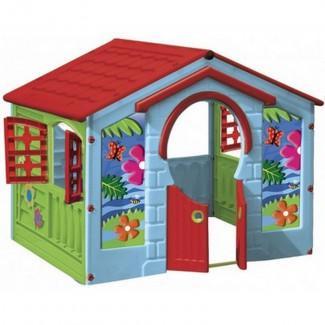 Детский игровой домик Фермерский 130х111х115см