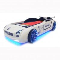 Кровать Машина Roadster full ( белый)