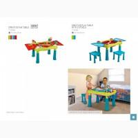 Дитячі пластикові ігрові будиночки Allibert, Keter Нідерланди для дому та саду