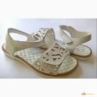 Белые сандалики для девочки 31-36 рр. в наличии