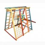 Игровой комплекс для улицы Радуга, спортивный уголок, спортивный комплекс для детей