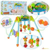 Игровой развивающий центр 3-в-1 «Маленький лес» 906 Huile Toys