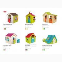 Детские пластиковые игровые домики Allibert, Keter Нидерланды для дома и саду