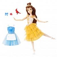Оригинальная кукла принцесса Бэлль из серии Балет, Disney