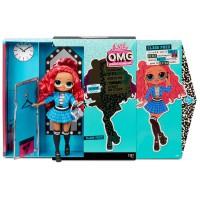 Кукла Лол Омг 3 серия Отличница L.O.L. Surprise O.M.G. Class Prez S3 Fashion 20 Surprises