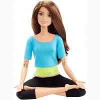 Кукла Барби Безграничные движения Barbie Made to Move Doll