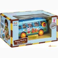 Музыкальная игрушка «Танцующий автобус» 908 Huile toys