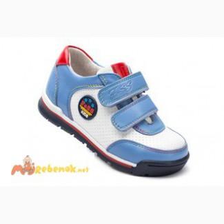 Детская кожаная обувь тм FeSS
