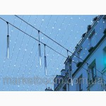 Световая гирлянда сосульки 10х50(Snowfall)