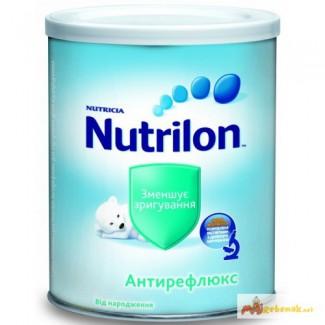 Сухая молочная смесь Антирефлюкс Nutrilon Нутрилон. Лучшая цена