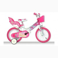 Мега скидка, Велосипед детский Dino Bikes Barbie 16 дюймов 166R BA