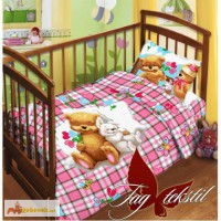 Детский комплект с прост. на резинке Детство