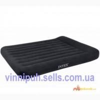 INTEX (Интек) велюровые матрасы, кровати, бассейны