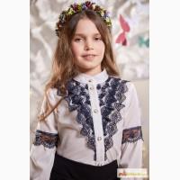 Нарядные школьные блузы Suzie 116-158р в наличии