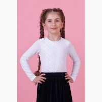 Блузка для девочки 26-8032-1 zironka рост 116, 128, 134, 140, 152