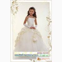 Прокат детских бальных вечерних нарядных платьев Р.104-146.