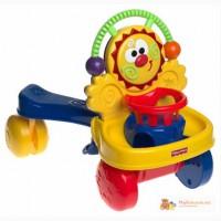 Прокат! Ходунки — велосипед Fisher-Price Веселый клоун!