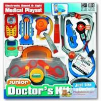 Игровой набор - Юный Доктор, средний K30564 Keenway