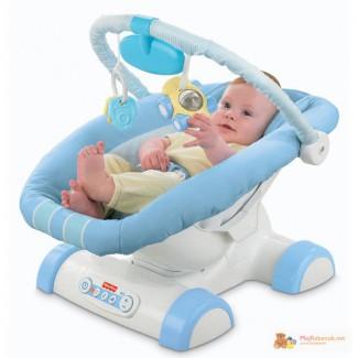 Массажное кресло-качалка Cruisin Motion Soother Fisher Price W0413