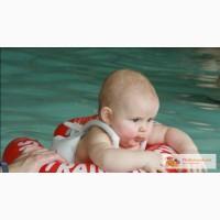 Учебный плавательный круг для малышей на 0-4 года