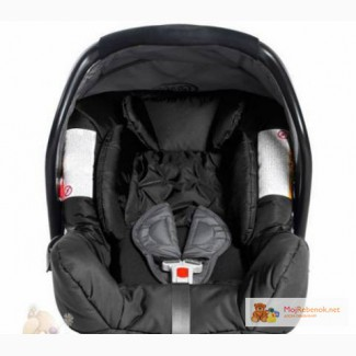 Автокресло-переноска Graco Junior Baby Charcoal (сша)