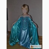 Продажа или прокат платья королевы Эльзы