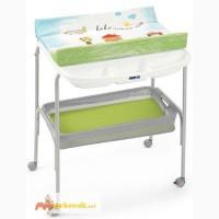 Пеленальный столик с ванночкой CAM Ulisse