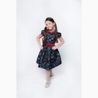 Платье для девочки amicamea рост 122, 128