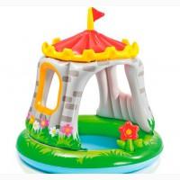 Детский надувной бассейн Королевский дворец