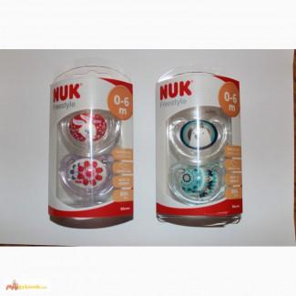 Пустушки ТМ NUK (Німеччина)