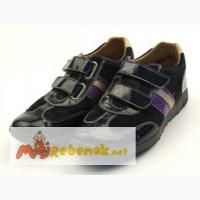 Лаковые кроссовки для девочки, р.36