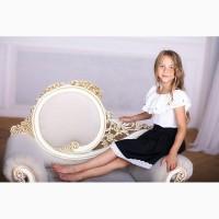 Блуза для девочки а-03-0008 Aliniya рост 128, 134, 140