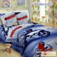 Продается комплект постельного белья Motocross