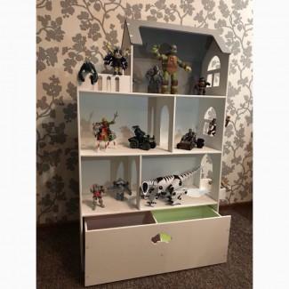 Игровой модуль для мальчика/ кукольный домик/ домик для игрушек