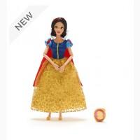 Disney Кукла Белоснежка с подвеской Snow White Classic Doll