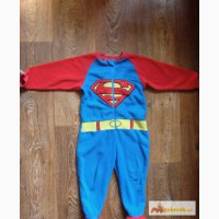 Костюм Супермен - флисовый человечек от George, 2-3 г