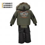Детский зимний костюм «Pilot kids»