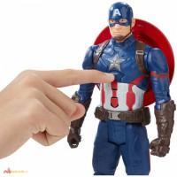 Говорящая фигурка - Капитан Америка 30см Hasbro