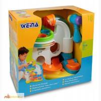 Музыкальная игрушка «Стучалка с молотком» 2008 Weina