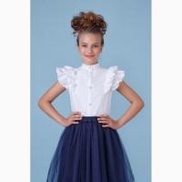 Блузка для девочки 26-8063-1 zironka рост 152