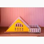 Разборной домик для кукол