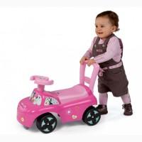 Машинка - каталка 2в1 Smoby Minnie Mouse