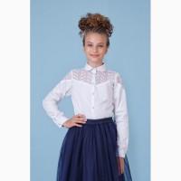 Блузка для девочки 26-8066-1 zironka рост 116, 122