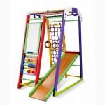 Детский спортивный комплекс, стенка, уголок игровой «Кроха - 2 Барби»