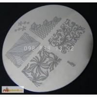 Диск m89 для дизайна ногтей konad дизайн