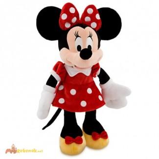 Мягкая игрушка Минни Маус в красном