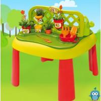 Игровой стол Smoby Маленький садовник 840100