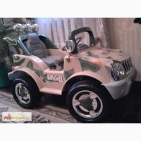 Продам детский б/у электромобиль джип W433BH-B04