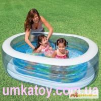 Продаем детский надувной бассейн Intex 57482 Овальный